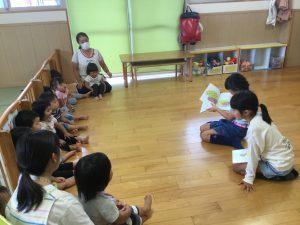 豊田小学校3年生が来ました。